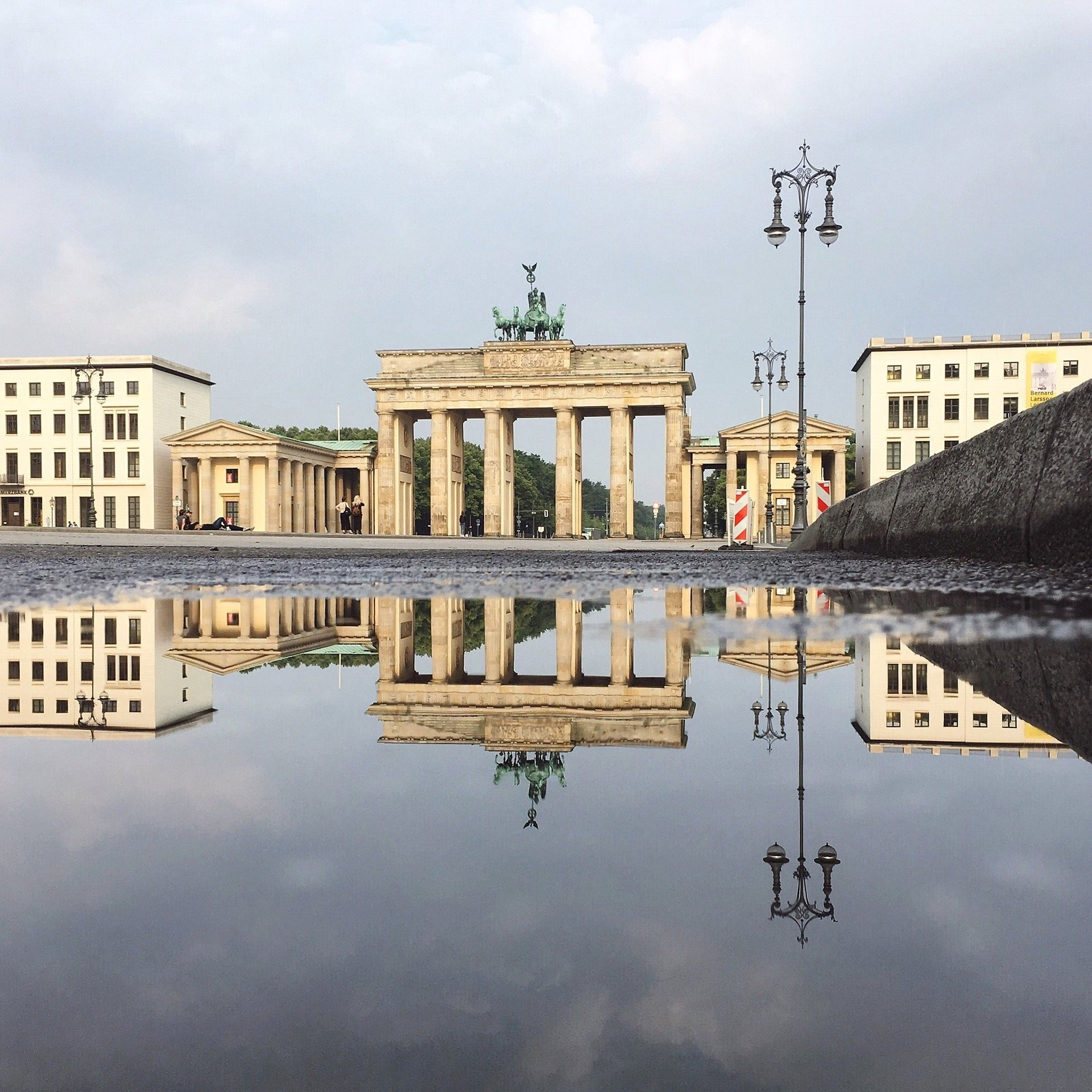 Regenradar Berlin Live