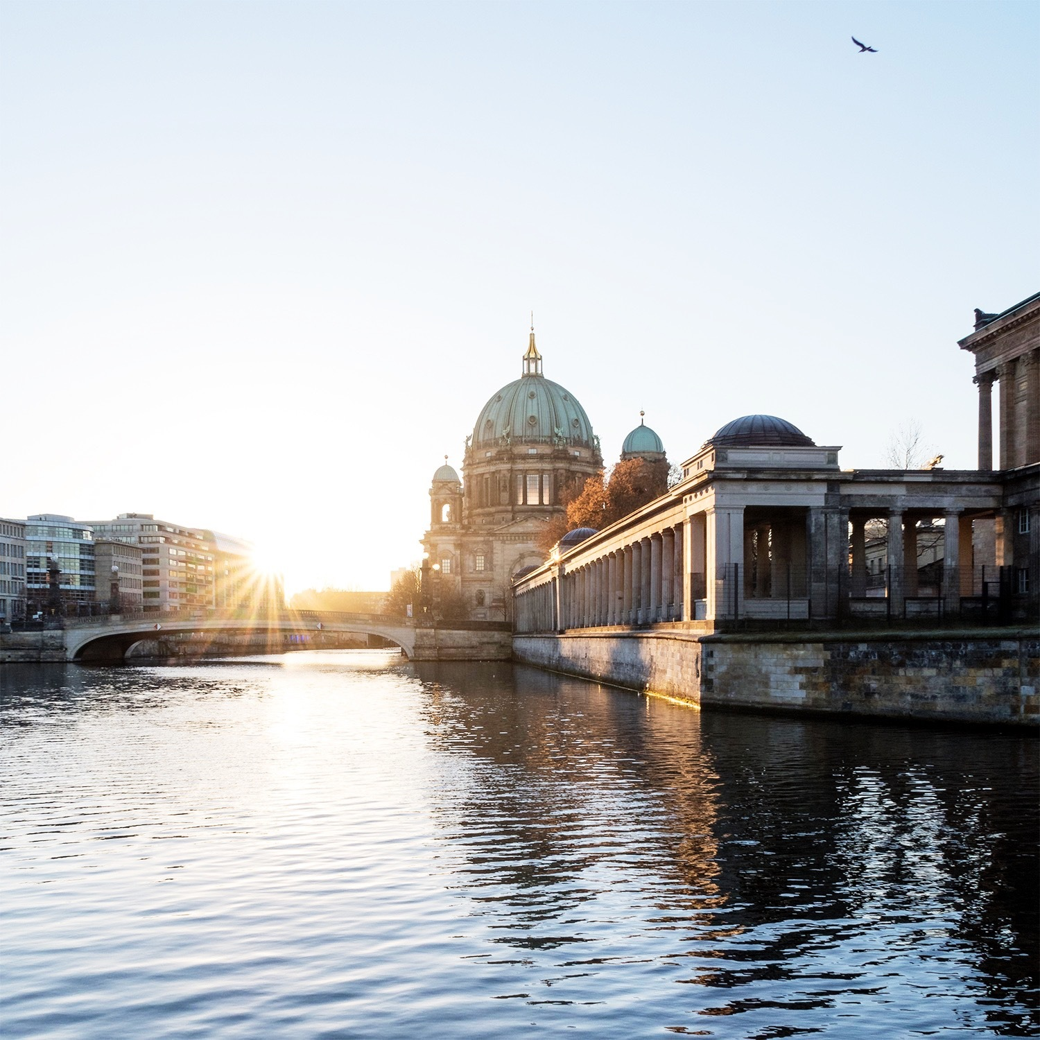 Popular sights of Berlin: we form an interesting route 54