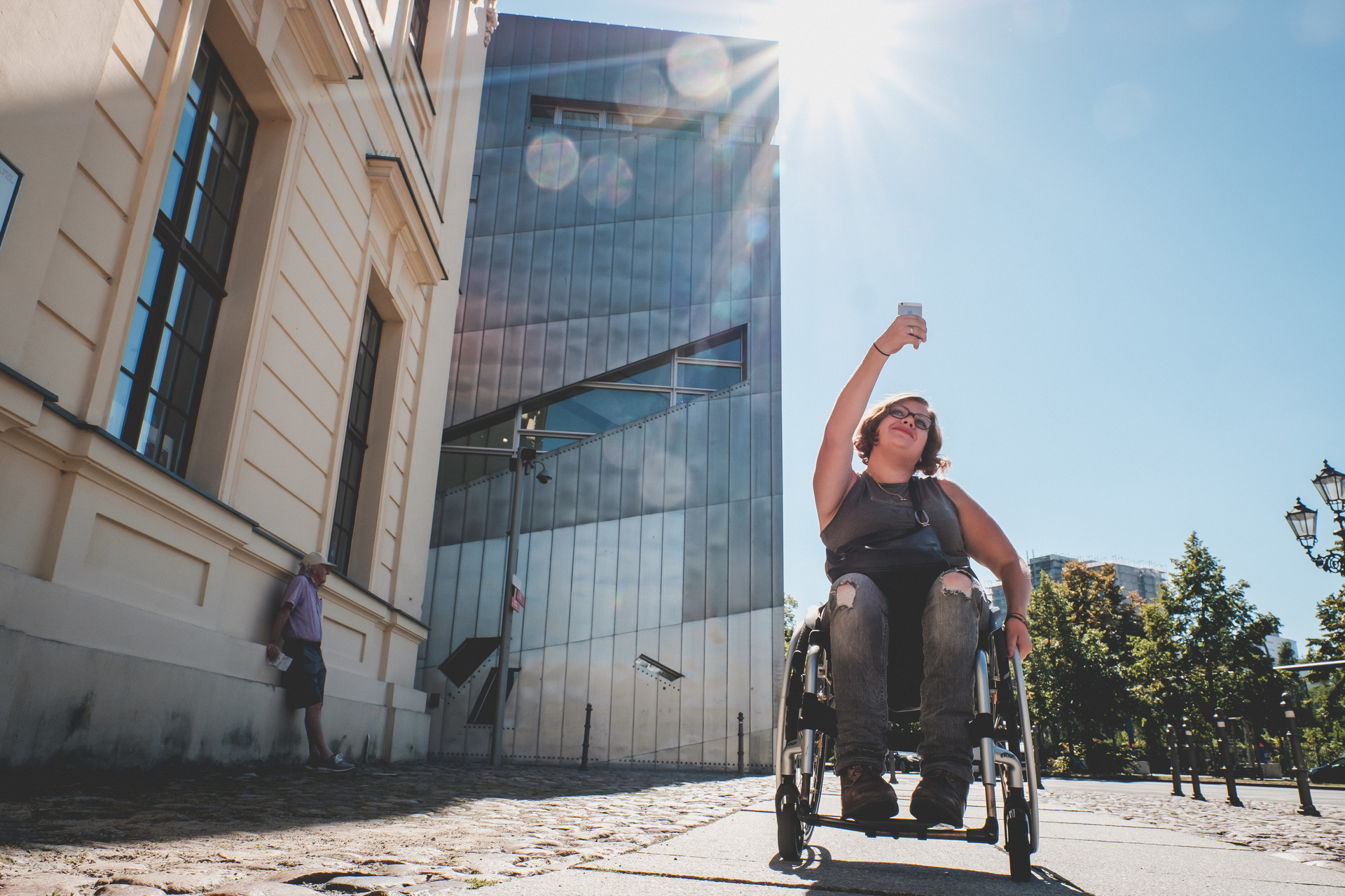Berlin For Wheelchair Users Mobility In The City