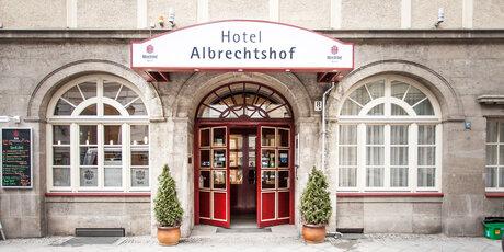 Hotel Albrechtshof Berlin Visit Berlin