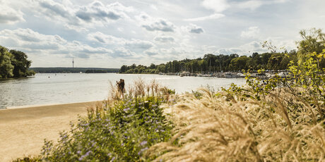Lake Wannsee in Berlin