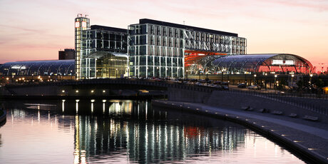 Hotels Close To Berlin Hbf Train Station