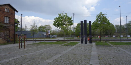 Memorial Rummelsburg en Berlin