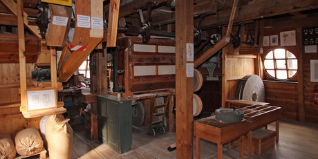 Historic mill at Park Sanssouci