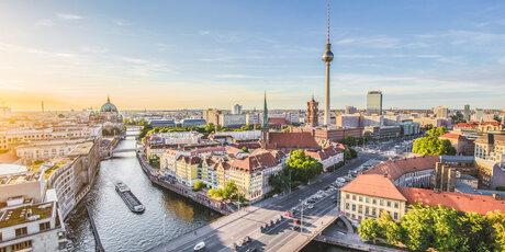 Panorama Berlim-Mitte