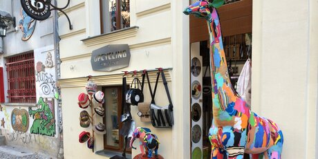 Colorful, fresh, recycled - Berlin fashion and design