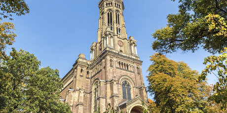 Zionskirche in Berlin