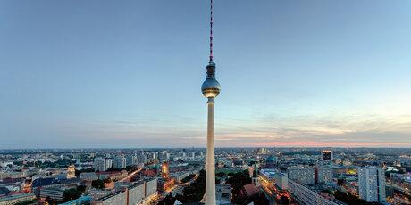 Berlin Fernsehturm Tickets Visitberlinde