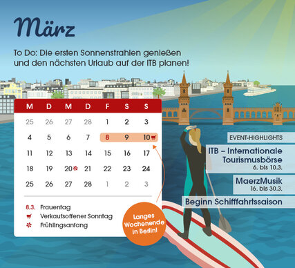 Berlin Events März 2019