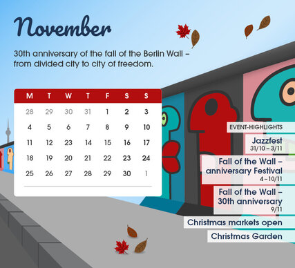 Berlin Events November 2019