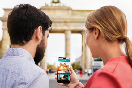 The visitBerlin app ABOUT BERLIN