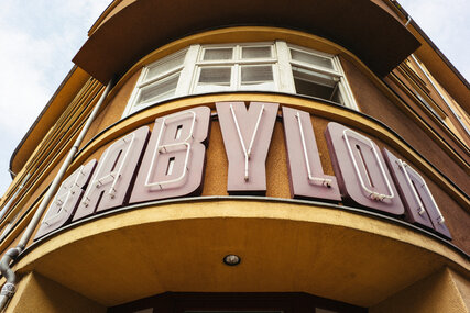 Cinema Babylon Berlin