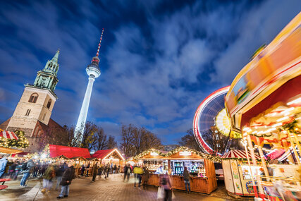 Weihnachtsbeleuchtung Kurfürstendamm.December In Berlin Visitberlin De