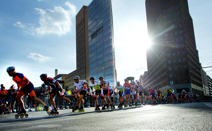 Inliner marathon berlin 2019