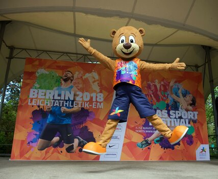 Berlino looking forward to the Berlin 2018 European Athletics Championships