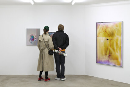 Gallery Weekend Berlin - Galerie Micky Schubert