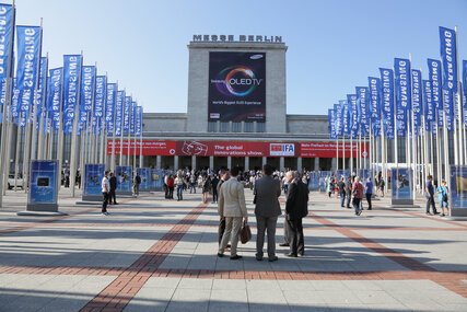 international consumer electronics exhibition in Berlin