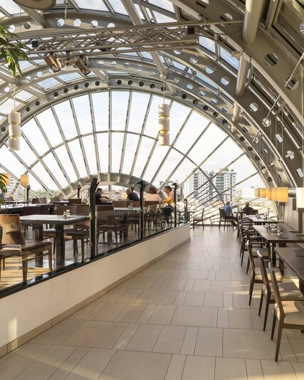 "Restaurant ""Le Buffet"" at KaDeWe in Berlin"