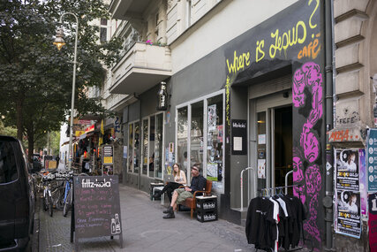 Cafe Am Markt Kotbusser Tor