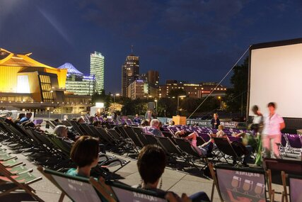 Sommerkino Kulturforum/Potsdamer Platz