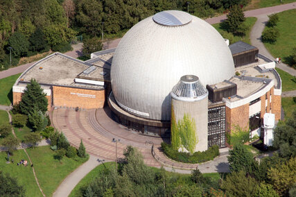 Zeiss-Großplanetarium in Berlin