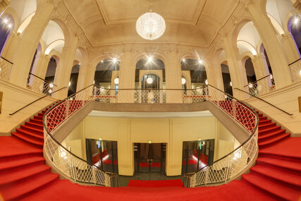 Staircase of Komische Oper