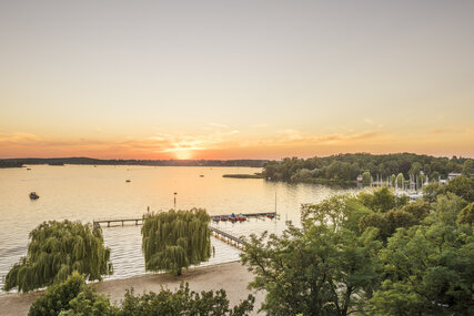 Wannsee in Berlin