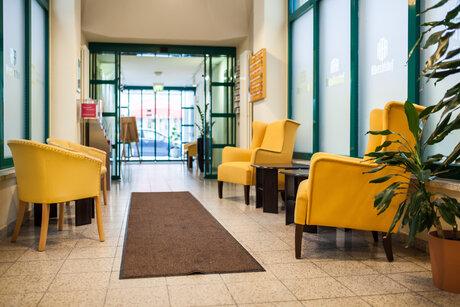 Hotel Allegra Berlin Check In