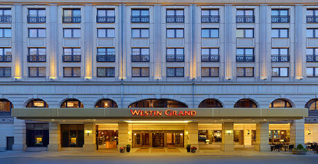Hotels in Berlin | The Westin Grand Berlin