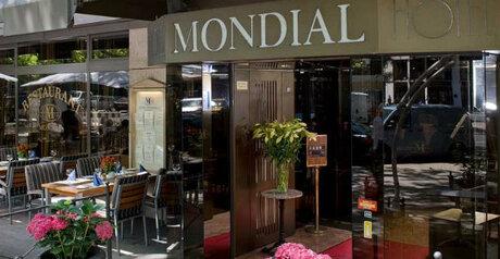 Hotel Mondial Am Kurfurstendamm Visitberlin De