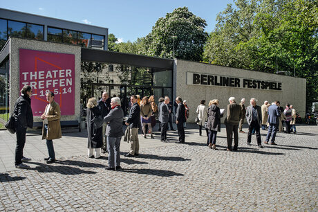 Haus Der Berliner Festspiele Visitberlinde
