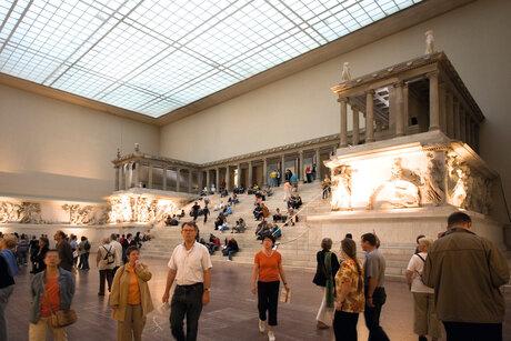 Pergamonmuseum Visitberlin De