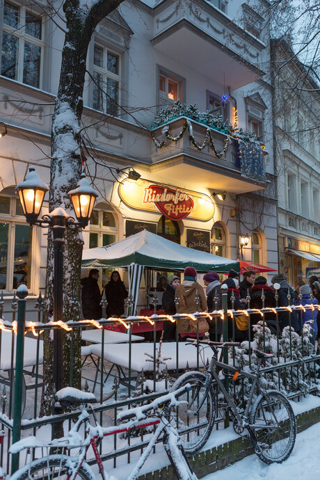 Richardplatz Weihnachtsmarkt.Tips For Christmas Markets In Berlin Visitberlin De