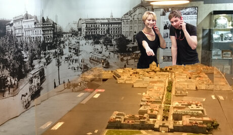 The Story of Berlin Stadtmodell