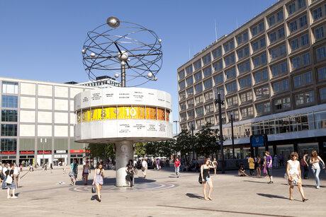 Hotels Auf Dem Alexanderplatz In Berlin