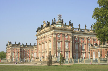 Neues Palais in Potsdam