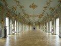 Golden Gallery in Charlottenburg Palace in Berlin