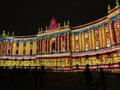 Law Faculty of the Humboldt University on the Berlin Festival of Lights