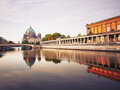 Berliner Cathedral and Museum Island in Berlin