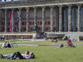 Altes Museum in summer