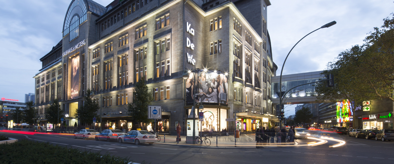 Kadewe for Berlino hotel design