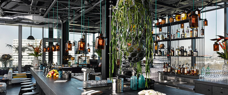 monkey bar im 25hours bikini berlin. Black Bedroom Furniture Sets. Home Design Ideas