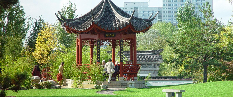 Gärten Der Welt Berlin Gardens Of The World Visitberlinde