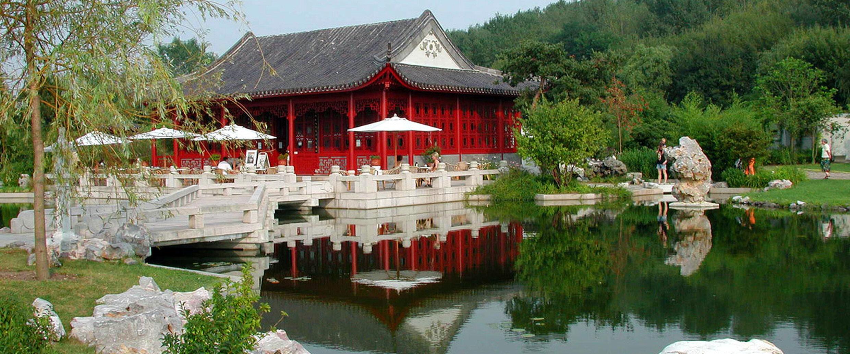 Chinesisches Teehaus Visitberlinde
