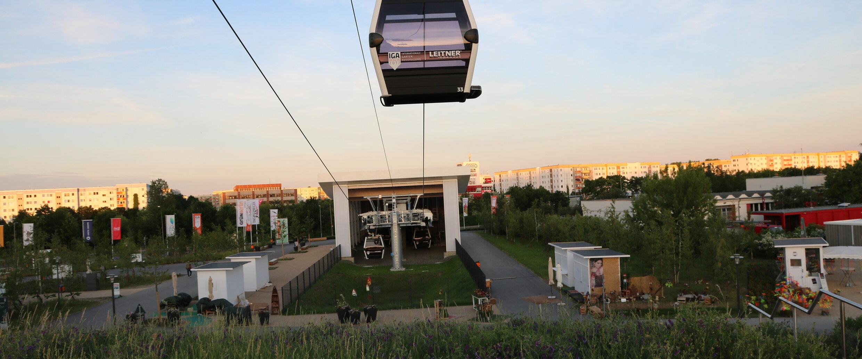 Kienberg Mit Seilbahn Natur Bobbahn Visitberlin De