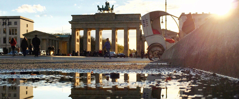 Die Weltmeisterschaft der Berliner Bezirke : berlin