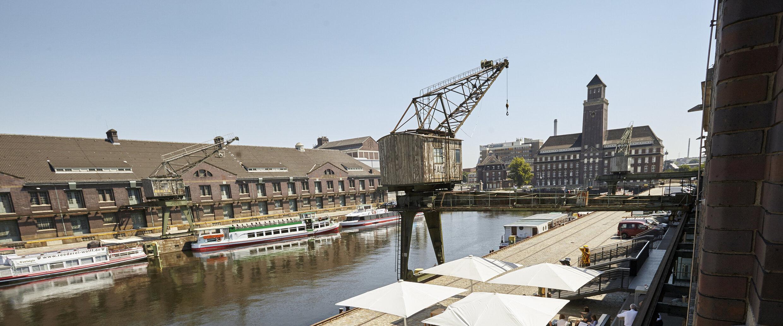 westhafen west harbour behala. Black Bedroom Furniture Sets. Home Design Ideas