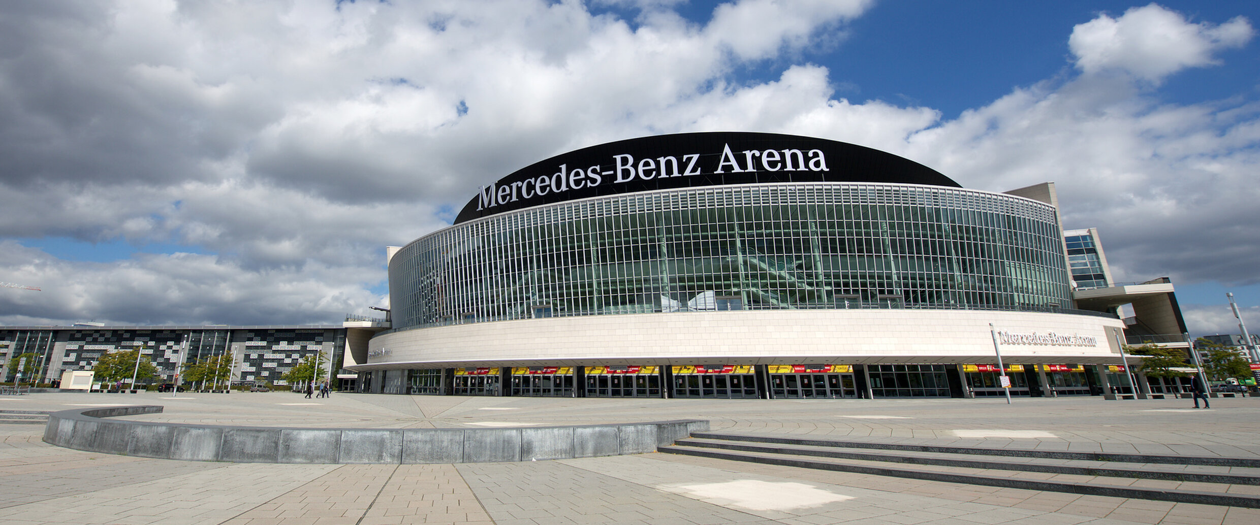 Mercedes benz arena for Mercedes benz tickets