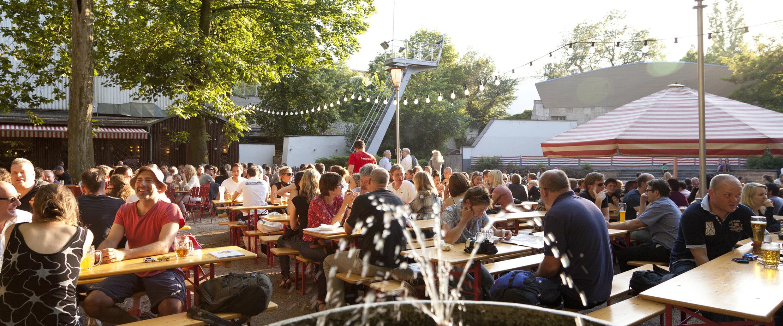Prater Restaurant and Beer Garden | visitBerlin.de