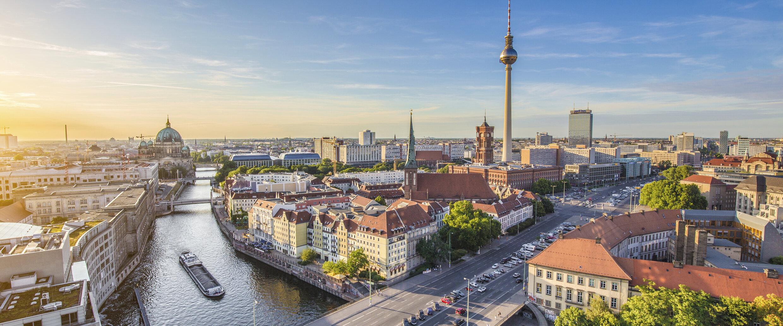 Berlin Turistkart